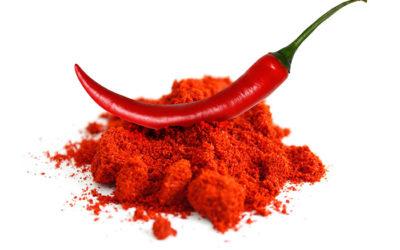 Chili egészségre gyakorolt hatásai